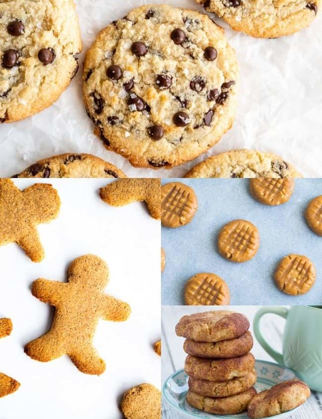 keto holiday cookies