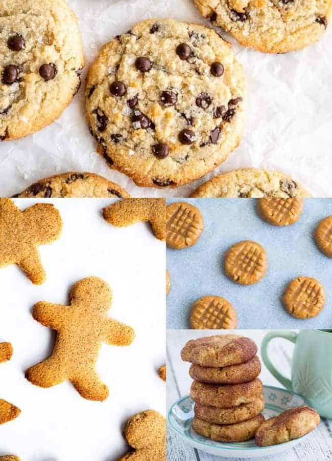 Top 4 Keto Cookies