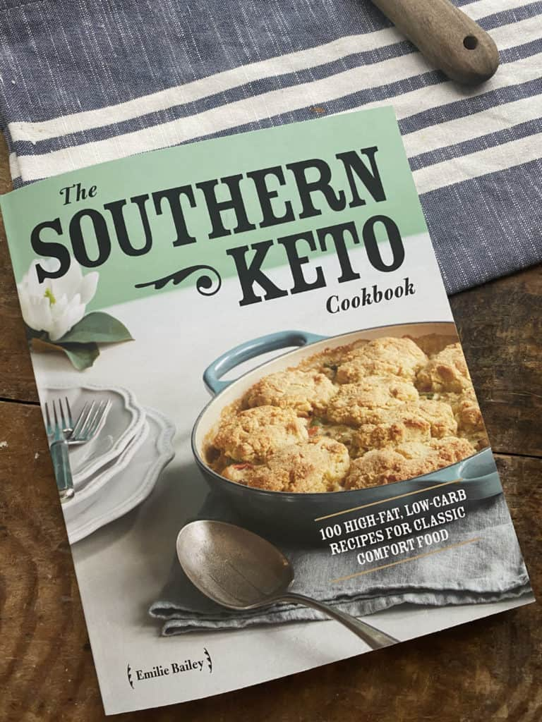 the southern keto cookbook