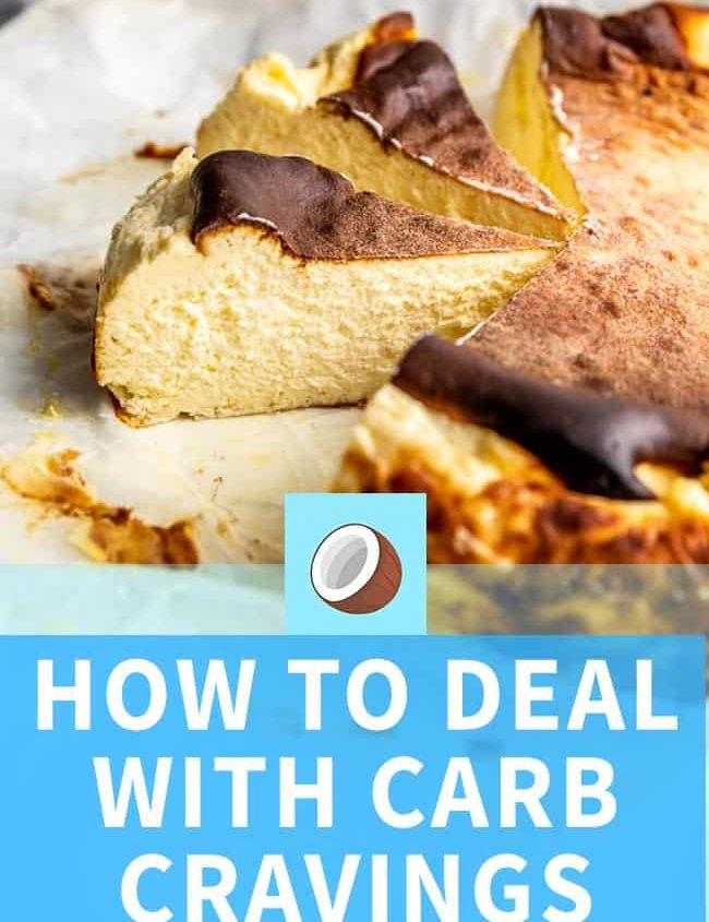 how to deal with carb cravings