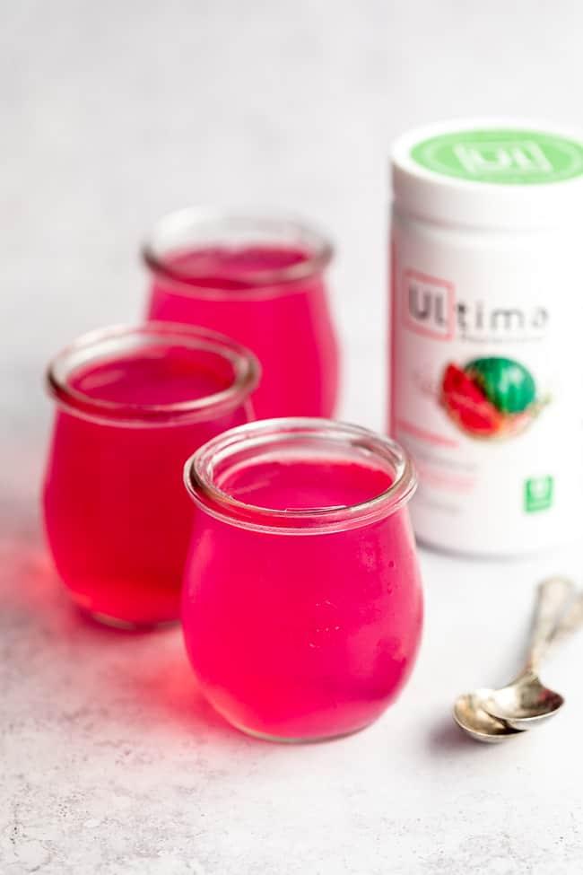 sugar free electrolyte jelly